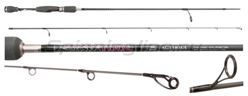 Спиннинг Aggressor Tool 213L -  1