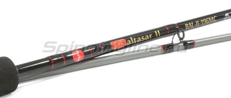 Кастинговое удилище Baltasar II 206MH-C Casting -  2