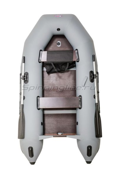 Наши Лодки - Лодка ПВХ Патриот Оптима 280 - фотография 1