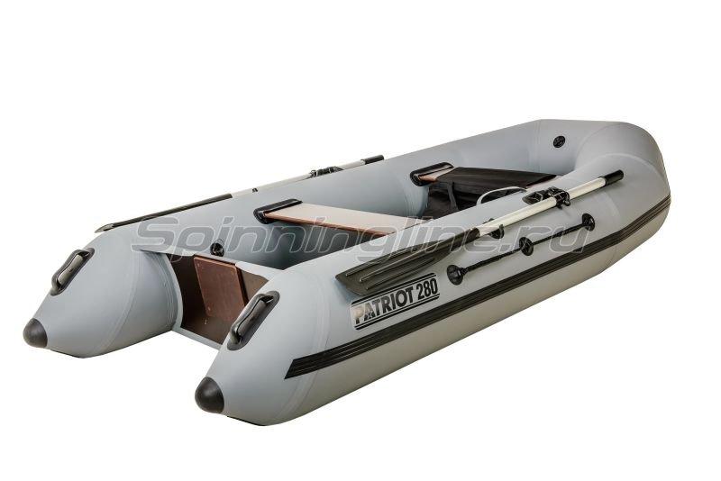 Лодка ПВХ Патриот Оптима 280 -  4