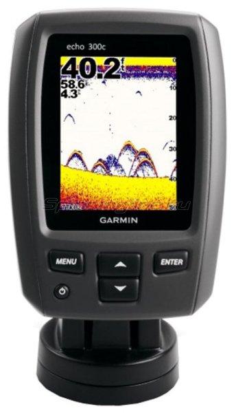 Эхолот Garmin Echo 300C - фотография 1