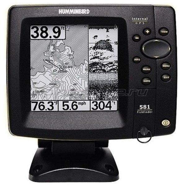 Эхолот Humminbird 581 xi Combo -  1