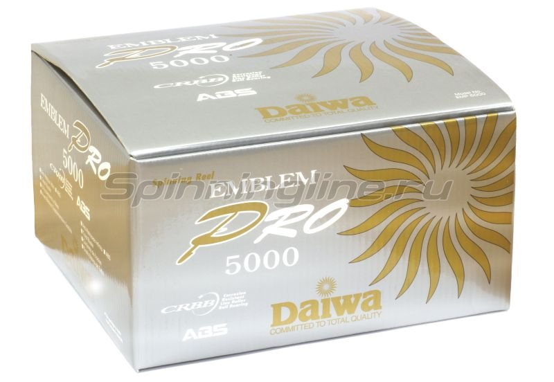 Daiwa - Катушка Emblem Pro 5000 - фотография 8