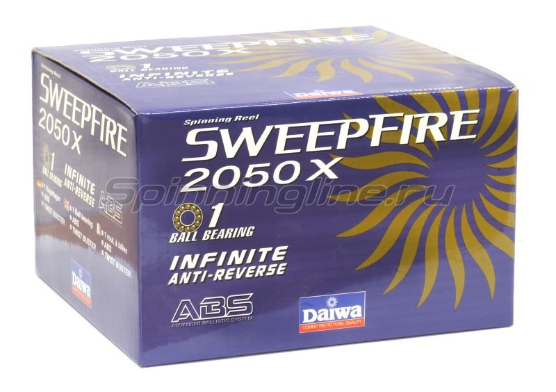 Катушка Sweepfire 1550X -  6