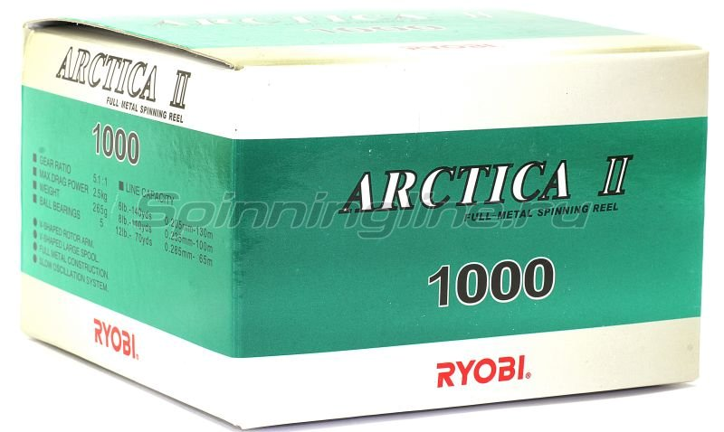 RYOBI - Катушка Arctica II 1000 - фотография 6