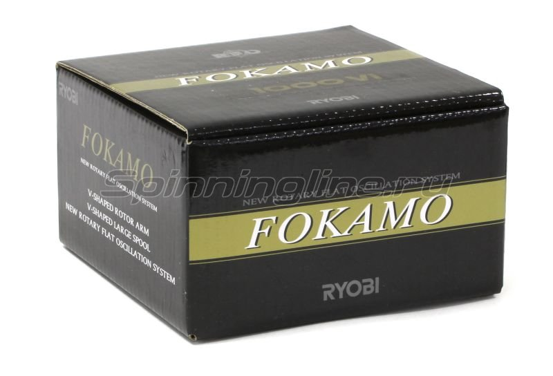 RYOBI - Катушка Fokamo 4000 с запасной шпулей - фотография 7