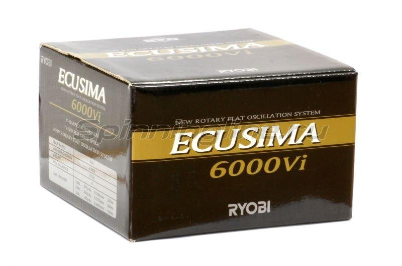 RYOBI - Катушка Ecusima 6000VI - фотография 8
