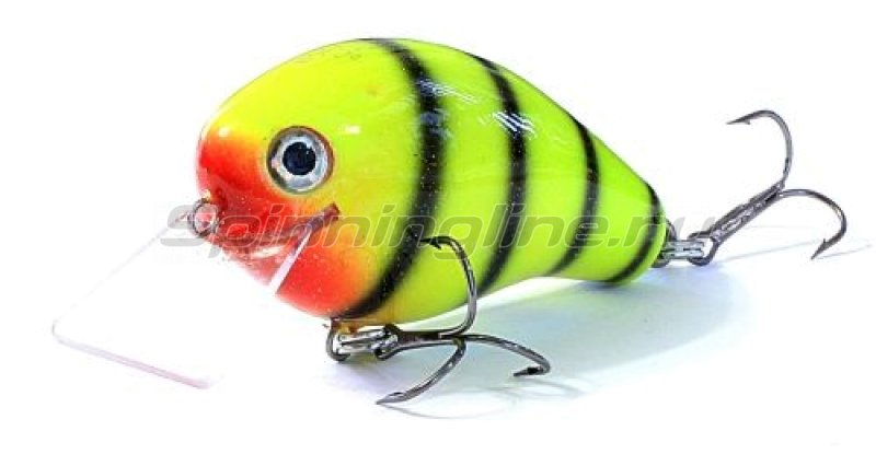 Broman O Dell - Воблер Big Crank floating Tiger - фотография 1