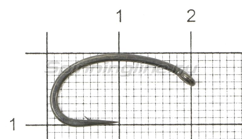Крючок Korda Kurv Shank №6 - фотография 1