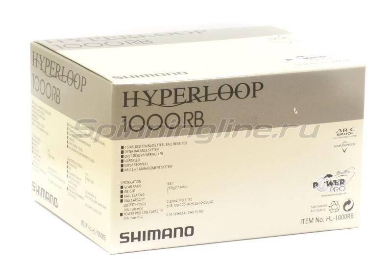 Shimano - Катушка Hyperloop 1000 RB - фотография 7