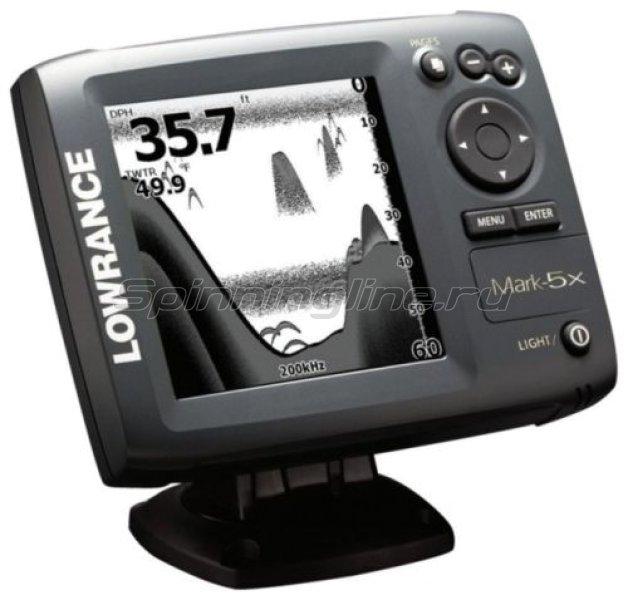 Эхолот Lowrance Mark-5x - фотография 1