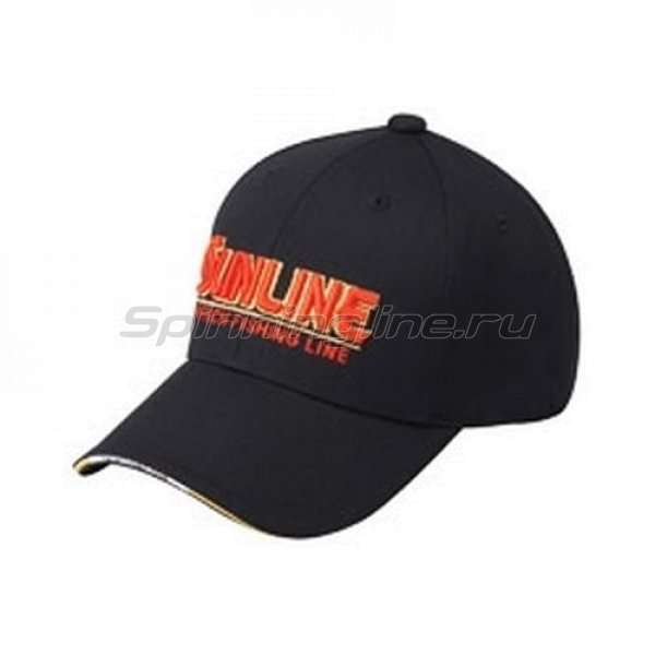 Кепка Sunline Fishing Cap || black - фотография 1