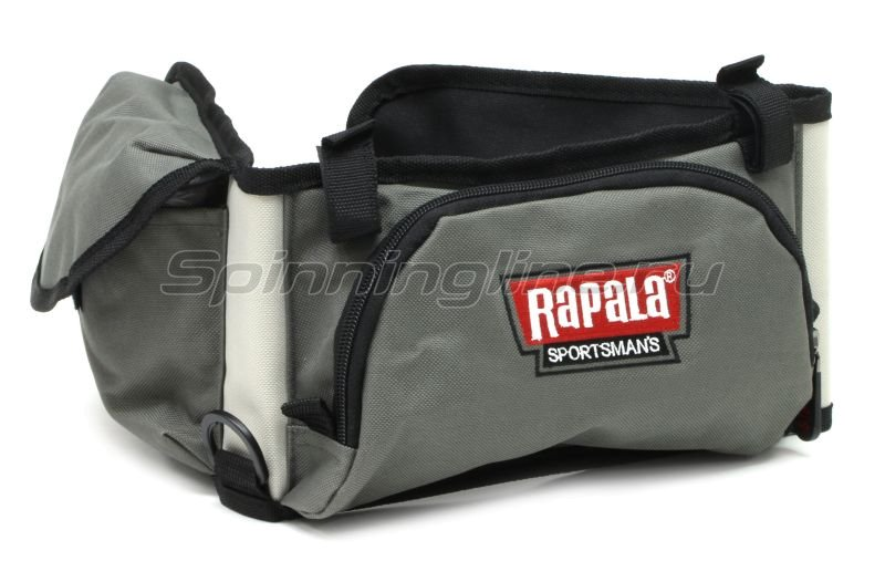 Пояс Rapala Sportsman 10 Tackle Belt - фотография 1