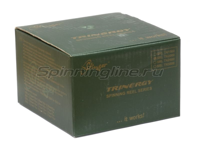 Stinger - Катушка Trinergy 1500 - фотография 2
