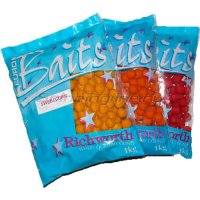 Бойлы Richworth Euroboilies 14мм 1 кг Tutti Frutti(тутти-фрутти)