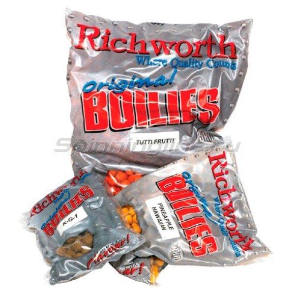 Richworth - Бойлы Shelf Life 14мм 400гр XLR8(чесночная колбаса) - фотография 1