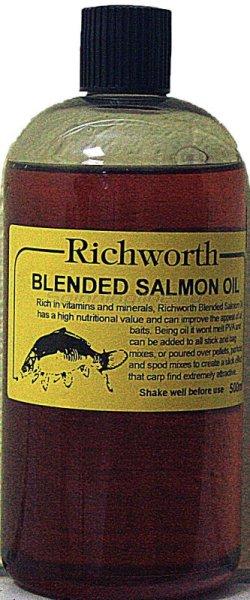 Масло Blenden Salmon 500мл лосось -  1