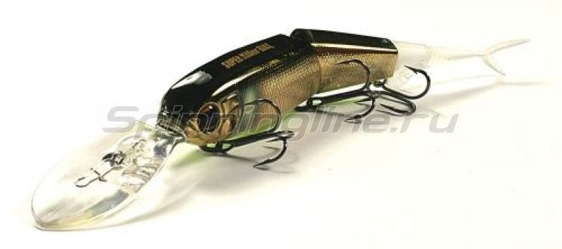 Imakatsu - Воблер Super Killer Bill Minnow 270 Stain Gold Auy - фотография 1