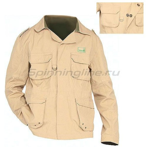 Куртка Norfin Adventure Jacket 04 XL - фотография 1
