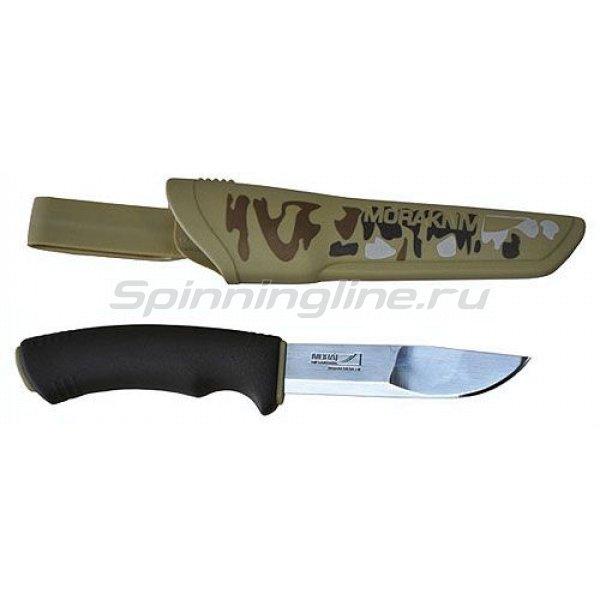Нож Mora Kniv Bushcraft Desert Camo - фотография 1
