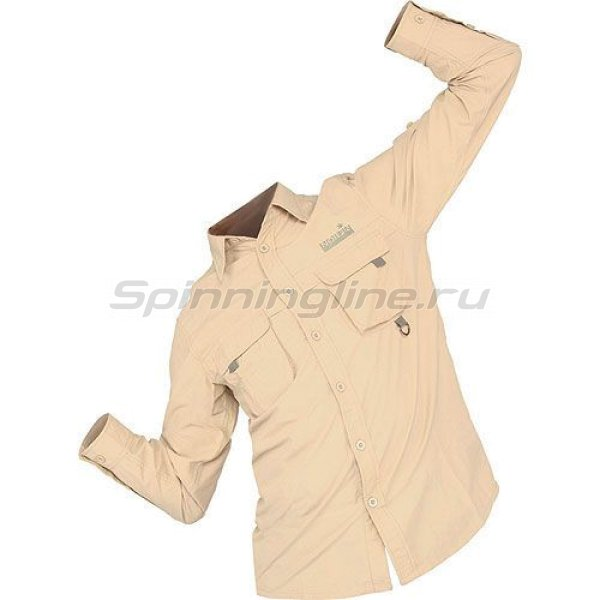 Рубашка Norfin Solar Shirt 04 XL - фотография 1