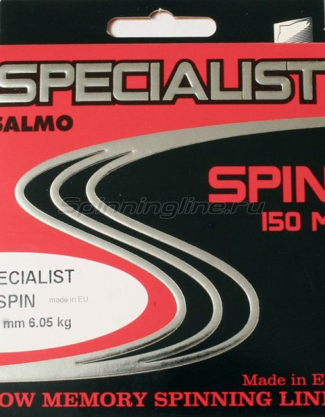 Леска Specialist Spin 150м 0,50мм -  1