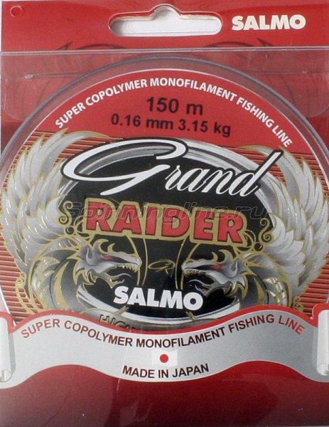 Леска Grand Raider 30м 0,10мм -  1