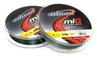 Шнур Mig Extreme Braid 135м 0,25мм темно-зеленый
