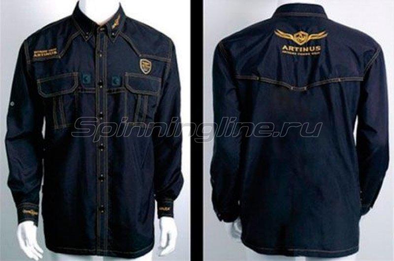Artinus - Рубашка AD-511 3L - фотография 1