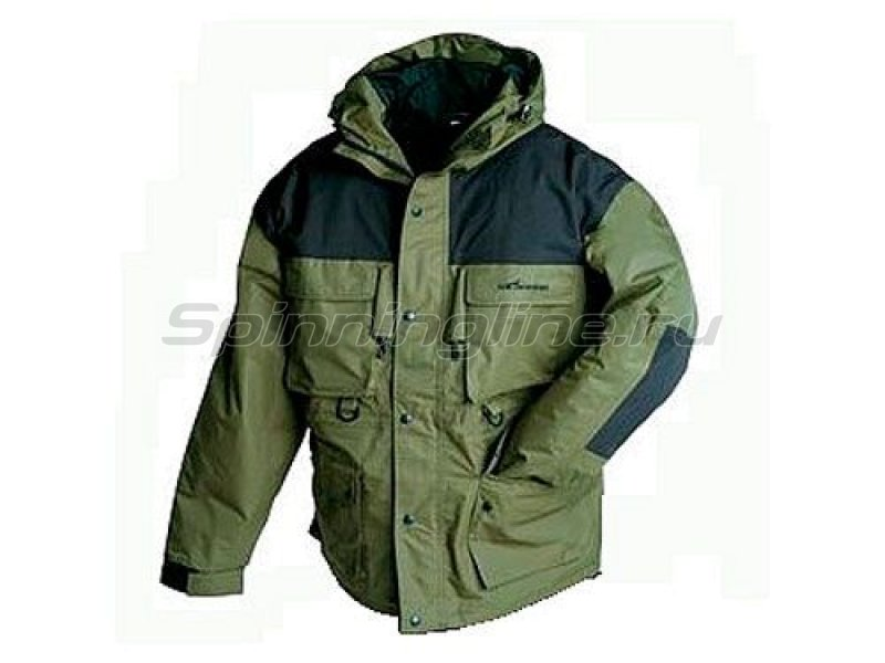 Куртка Daiwa Wilderness 3/4 Jacket XL - фотография 1