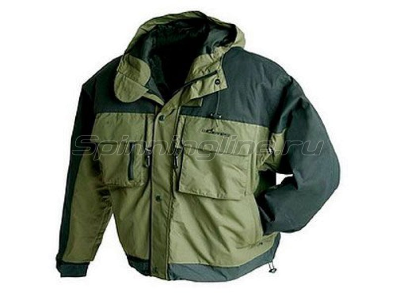 Daiwa - Куртка Wilderness Wading Jacket M - фотография 1