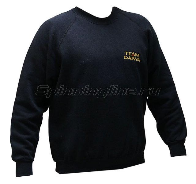 Daiwa Sweatshirt Black XL - фотография 1