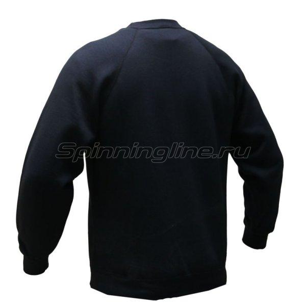 Толстовка Daiwa Sweatshirt Black XXL -  2