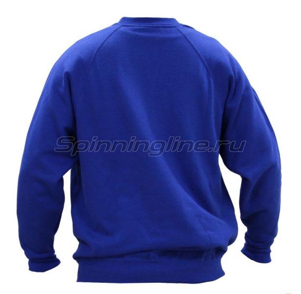 Толстовка Daiwa Sweatshirt Blue XXL -  2
