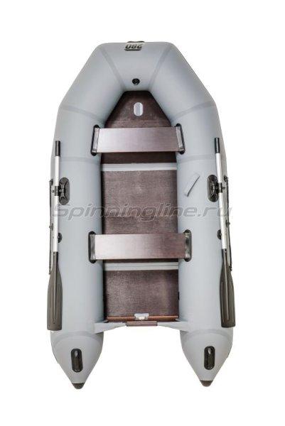 Лодка ПВХ Патриот Эконом 280 plus -  1