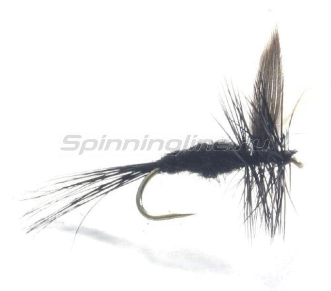Sci Flies - Набор Black Gnat №14 - фотография 1