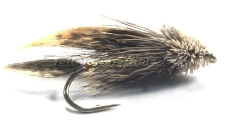 Sci Flies - Набор Muddler Minnow №10 - фотография 1