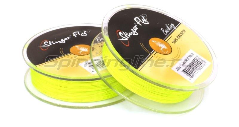 Бэкинг 50м 20Lb chartreuse -  1