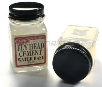 Лак монтажный Wapsi Fly Head Cement WB, 1oz