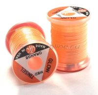 Люрекс Glow Tinsel Medium Orange