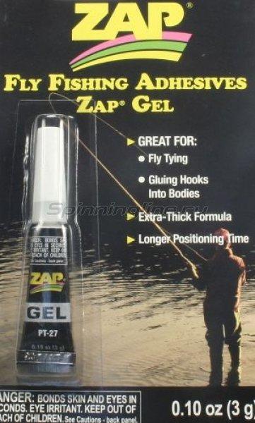 Wapsi - Клей монтажный ZAP Gel 3гр - фотография 1