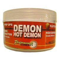 Бойлы Starbaits Performance Concept Hot Demon Pop-ups 20мм 0,05кг
