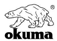 Безынерционные катушки Okuma