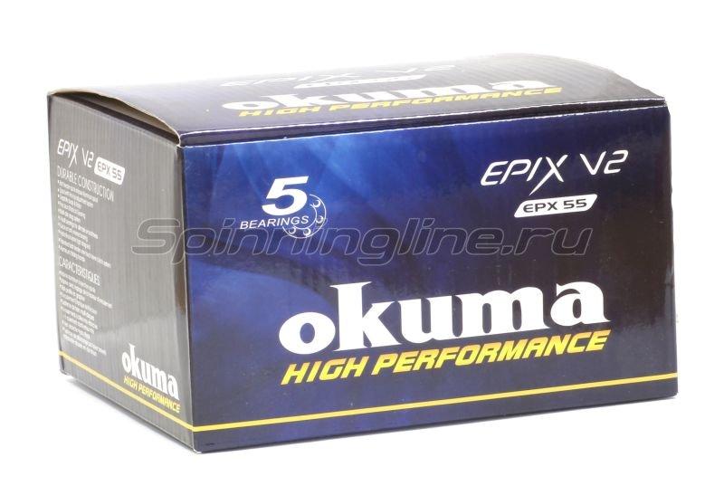Okuma - Катушка Epix V2 65 - фотография 6