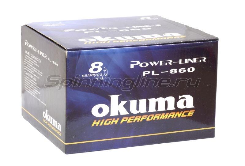 Okuma - Катушка Power Liner 865 уценка - фотография 10