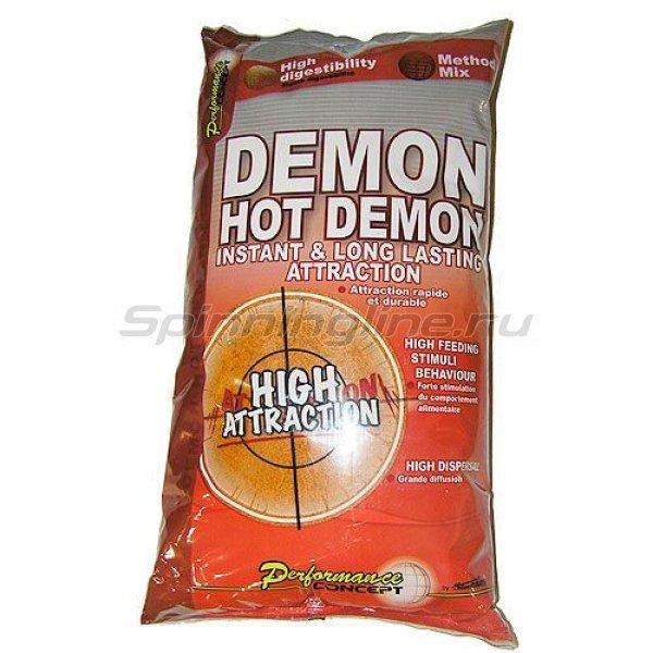 Прикормка Starbaits Performance Concept Hot Demon Method Mix 2,5кг -  1