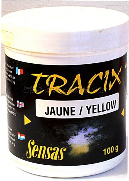 ������ ��� ��������� Sensas Tracix Yellow 0,1�� - ���������� 1