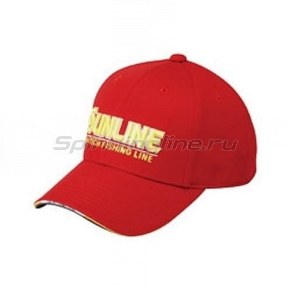 Кепка Sunline Fishing Cap || red - фотография 1