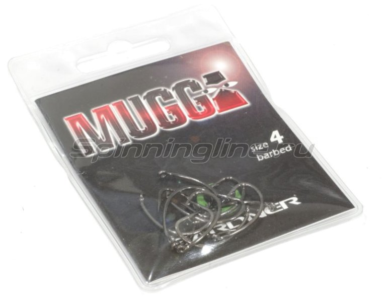 Gardner - Крючки Mugga Hooks №4 - фотография 2