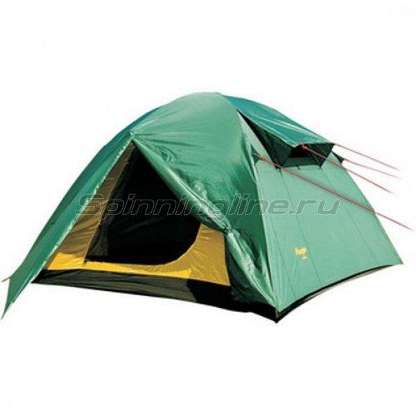 Палатка туристическая Impala 2 (цвет woodland) -  1